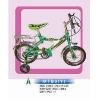 Children's bicycle of MTB3(Y)