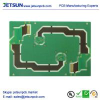 rigid flex board/printed circuit board