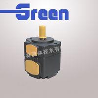 Yuken PV2R1 hydraulic rotary vane vacuum pump electric