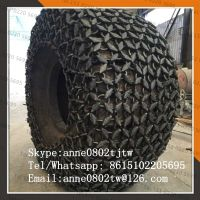 OTR Wheel Loader tire protection chain 26.5r25