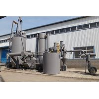 Biomass Paddy husk gasifier furnace for dryer / Paddy husk powder gasification to produce syngas