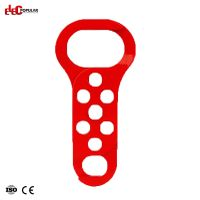 Six Holes Steel Hasp Lockout EP-8320   Lockout Hasps  Steel Lockout Hasps thumbnail image