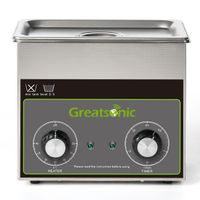 Mechanical Ultrasonic Cleaner Machine For Cleaning