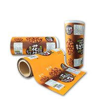 snack food packing film