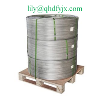 5% Titanium 1% Boron Aluminum Alloy Wire / Coils