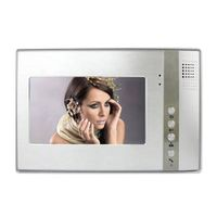 """Wired Door Entry System with 7"""" Color LCD Screen (M1107A)"""