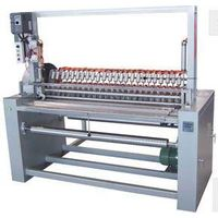 Medical gauze bandage machine