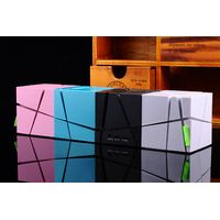 Portable Bluetooth Speaker Cube Design