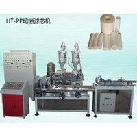 PP Fiber Filter Cartridge Making Machine