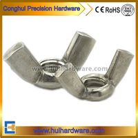 Stainless Steel 304 Wing Nut, Butterfly Nut