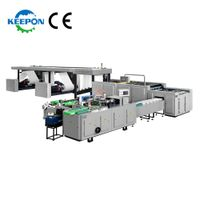 A4 Paper Sheeting And Packing Machine