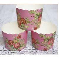 Kraft Paper baking muffin cup wholesales