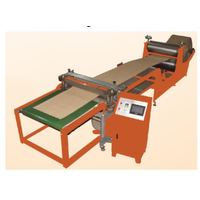 Automatic sack cutting machine
