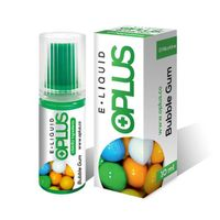 Oplus e cigarette liquid bubble gum flavor