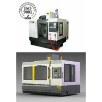 CNC machining center and processing service thumbnail image