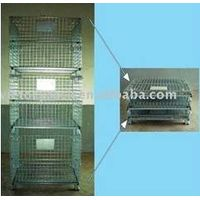 Callapsible Wire Mesh Container