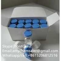 GHRP-6 (2mg,5mg,10mg/Vial 10vial/Kit),GHRP6 Supplier,GHRP-6 Acetate,Growth Hormone Releasing Peptide