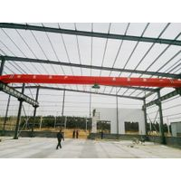 Low Headroom Single Girder Overhead Crane Manufacturer