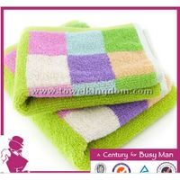 Fctory price of 100% Cotton  Face Towel