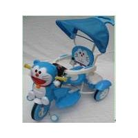 child tricycle, with cat head thumbnail image