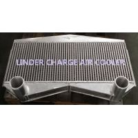 charge air cooler for engine