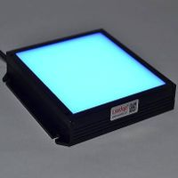 Machine vision flat lights for industrial camera