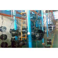 Aluminium Wheel Powder Coating Line