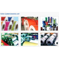 Color coated aluminum coil thumbnail image