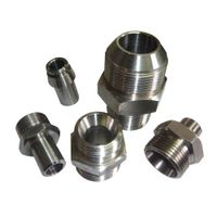 CNC turning machining brass machinery parts