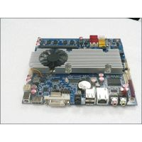 AD player Intel dual core Motherboard with T7100 Processor