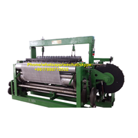 SG160/160-1J Heavy-duty Metal Wire Mesh Weaving Machine thumbnail image