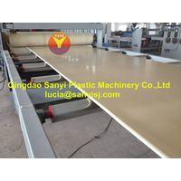 WPC Foam Board Machine/WPC Board Production Line thumbnail image