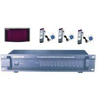 IR wireless language distribution system