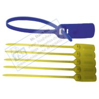 Model No. ERPS400, High Quality Flat Pull-up Plastic Seal 400mm Plastic Security Seal (XFseal)