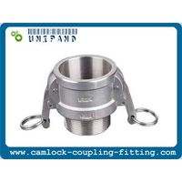 Stainless Steel Camlock Fittings (cam and groove quick coupling)-Type B thumbnail image