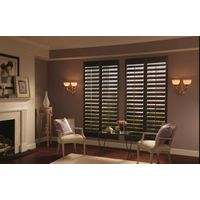 high quality wooden plantation shutter for windows