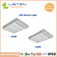 AC85-265V LED street light Philip chip with CE certificate IP65 waterproof driver