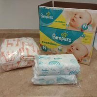 Disposable Baby Diapers and Baby Nappy thumbnail image