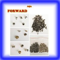 MANUFATURER OF STEEL RIVET FOR SHOES AND HANDBAGS