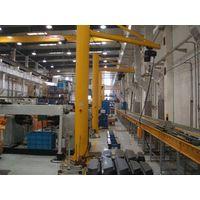 BZ-type manual rotary column jib crane