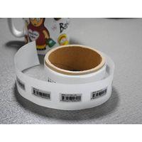 13.56 mhz nfc tag blank white rfid sticker 30 x 15 mm ntag203 168 Byte ISO18092