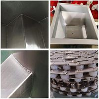 Food Industry Conveying Stainless Steel Z Type Bucket Elevator thumbnail image