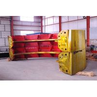 Ring Gear For Excavator Chassis