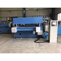 Hydraulic beam cutting press machine