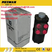 original ZL30E hydraulic part steering unit, 44C0016  in yellow colour for liugong wheel loader thumbnail image