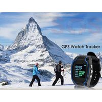 Watch GPS Tracker with geo fence function and all 4 frequencies thumbnail image