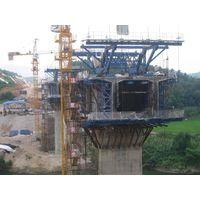 form traveler system bridge construction