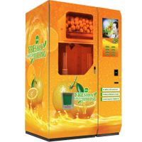 Orange Juice Vending Machine India thumbnail image