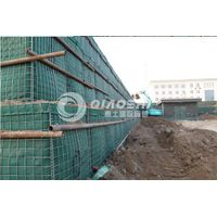 Qiaoshi galvanized after weld wire mesh hesco box