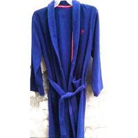 men's bath robe sleepwear stock